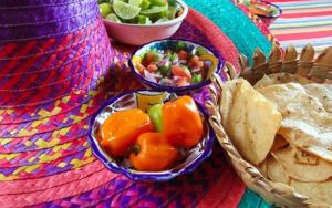 Мексиканский стол