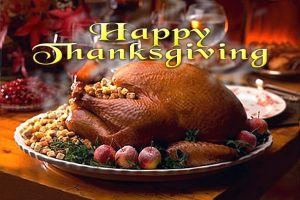 Индейка как символ Дня благодарения