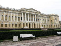 Здание Михайловского дворца