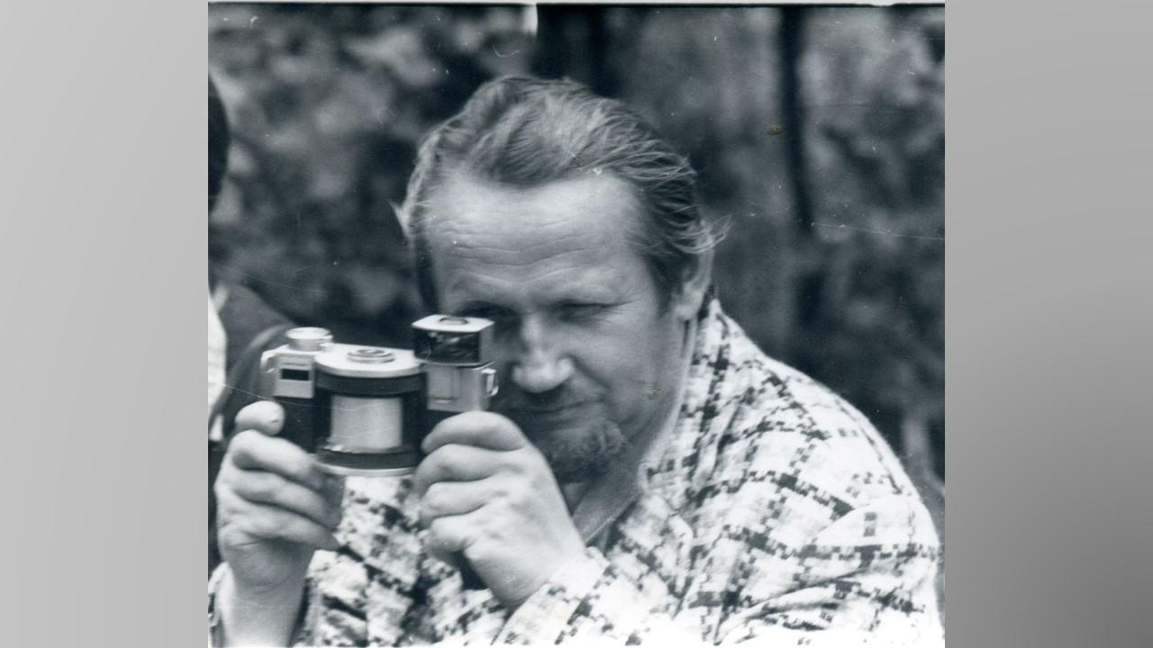 Виктор Саврасов - фотограф