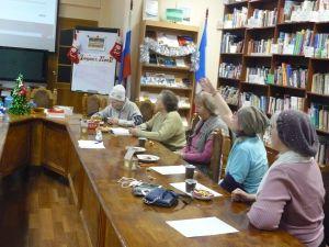 группа женщин сидит на мероприятии