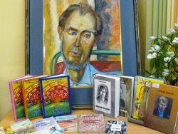 выставка к юбилею Шлыгина