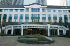 Здание Всемирной торговой организации