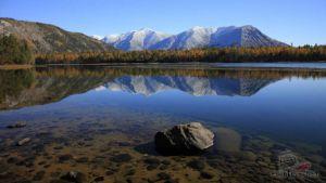 Зеркальное озеро Фролиха