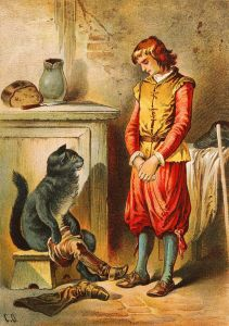 Кот в сапогах и его хозяин