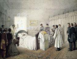 Смерть царя Александра III