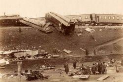 Крушение поезда с царской семьей