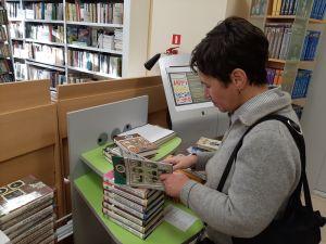 Читатель выбирает книги