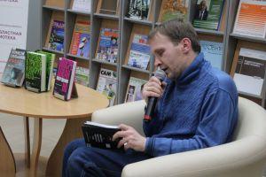 Алексей Сальников читает свои стихи.