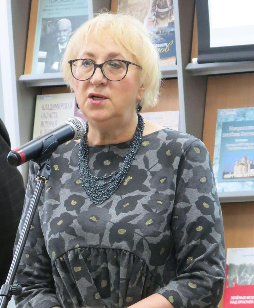 Автор книги Ольга Суслина