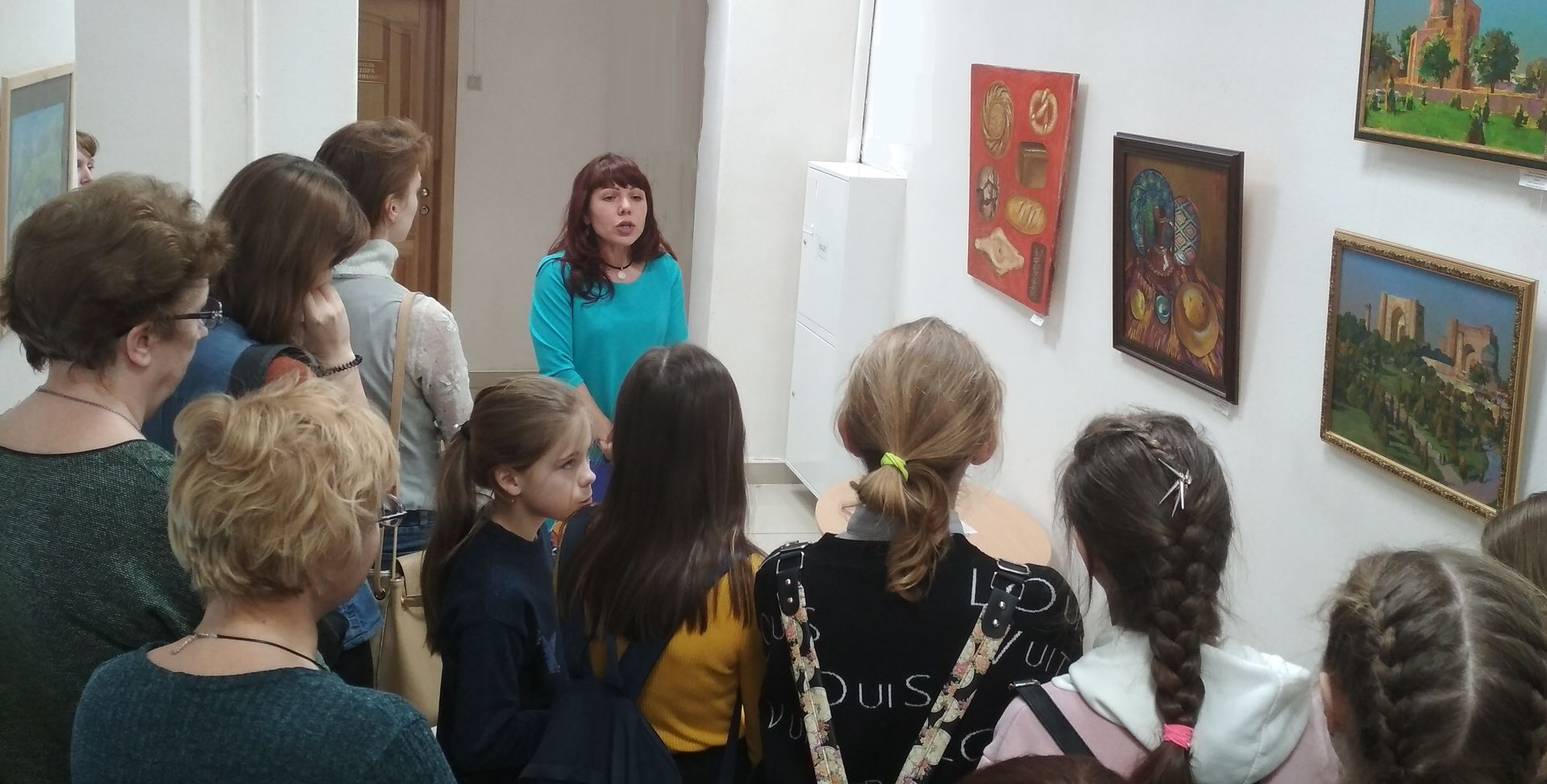 Куратор выставки Светлана Суздальцева рассказывает о своих натюрмортах