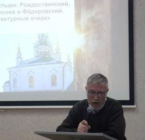 Выступление В.А. Антонова, старшего научного сотрудника ВСМЗ