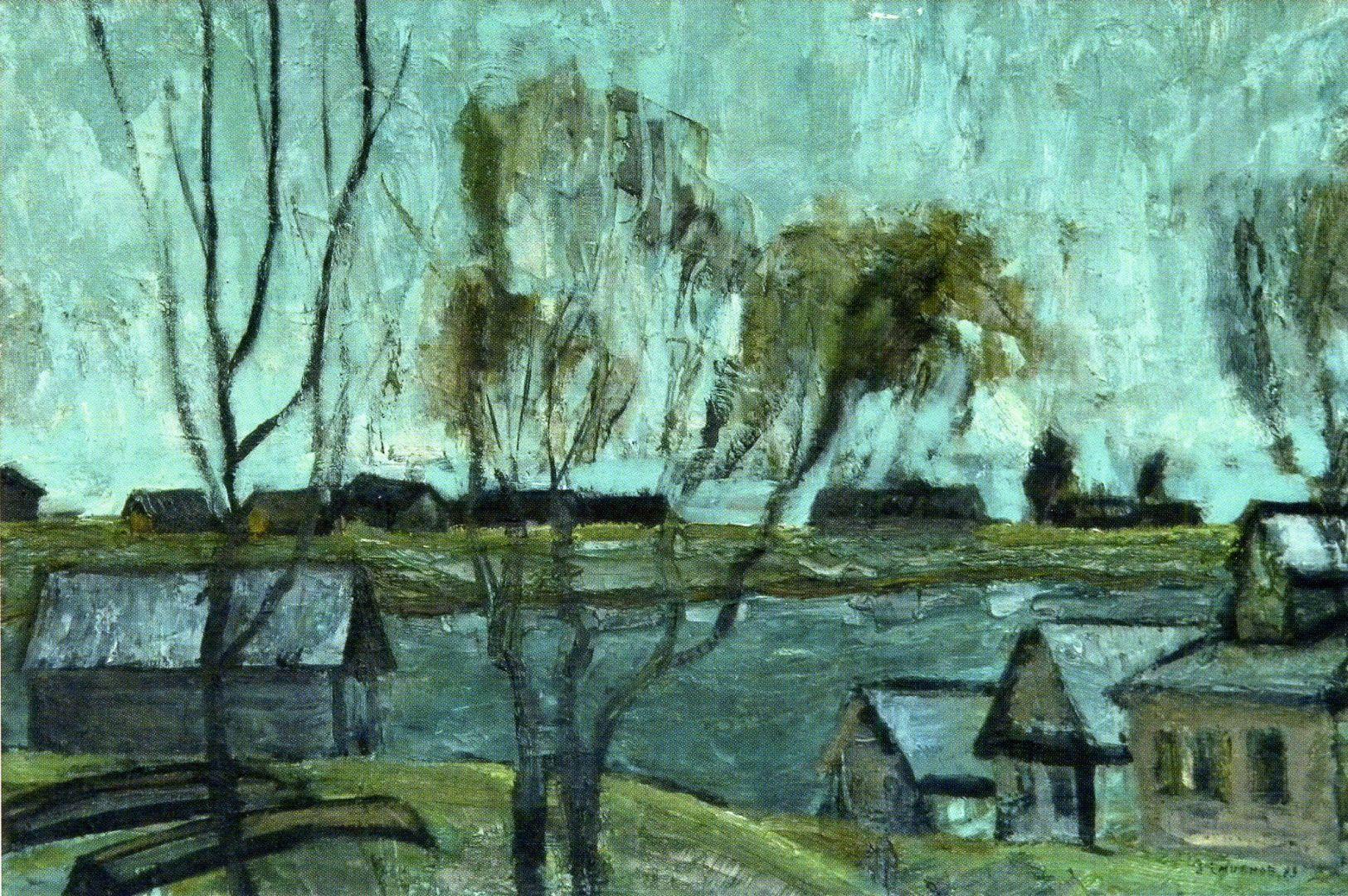 Картина художника Смирнова