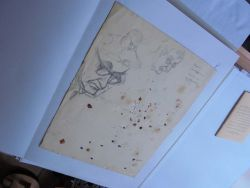 Рисунок - портрет Голицына