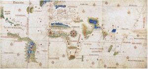 Изображена карта