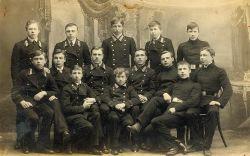 фотография гимназистов