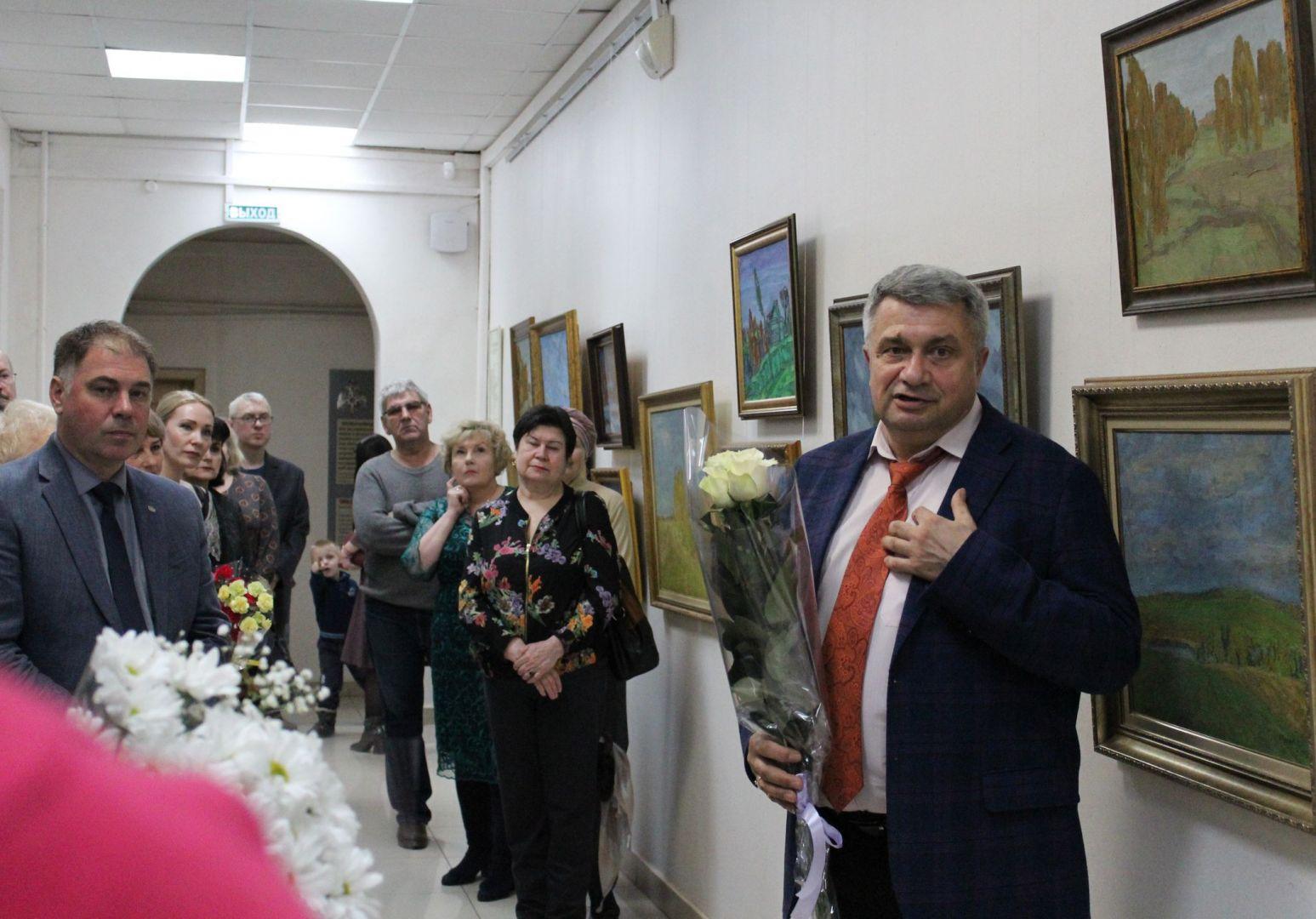 Андрей Валерьевич Александров, директор Центра пропаганды изобразительного искусства