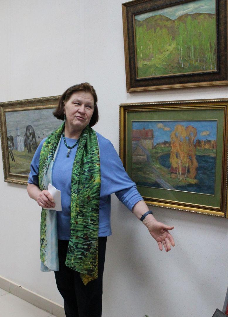 Искусствовед Севастьянова Надежда Игоревна