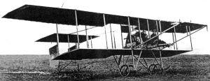 Фотография самолёта Фарман