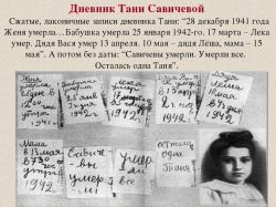 Картинка дневника