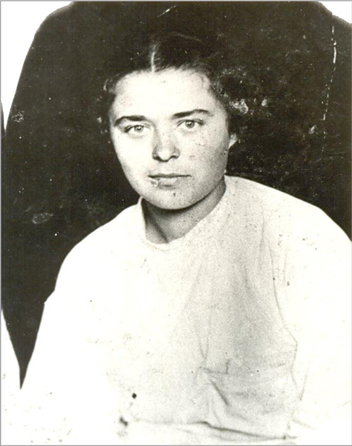 Анелия Акимовна Каралис (1919-2003) работала библиотекарем военного госпиталя № 1898 с ноября 1941 по январь 1943 гг.