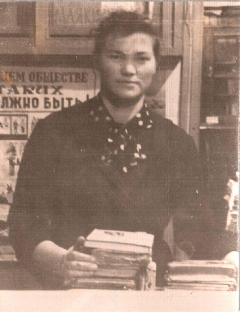 Валентина Ивановна Одувалова