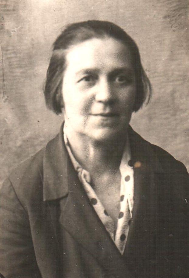 Тамара Александровна Гурылева, 1950-е гг.