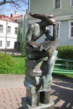 Скульптура Размышление о Маленьком принце