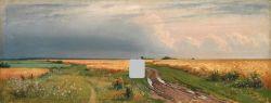 Картина И. И. Шишкина «Дорога во ржи»