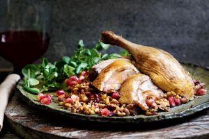 Одно из любимых блюд Г. Флобера - утка по-руански