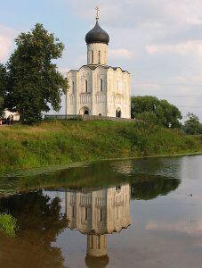 Фото церкви Покрова на Нерли.