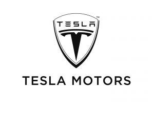 Эмблема лэйбла Tesla Motors