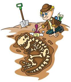 Изображение археолога.