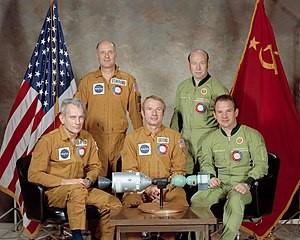 экипаж союз-аполлон