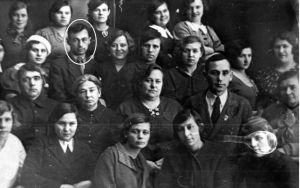 И.И. Конышев – 1937 г.