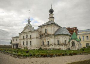 Кресто-Никольская церковь в Суздале