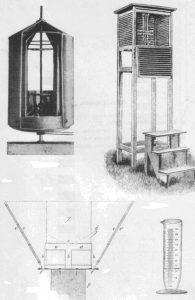 Психрометрическая будка (будка Вильде, английская будка)