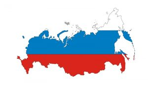 Очертание Российской Федерации