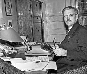 Писатель С. В. Михалков