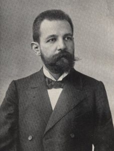 Профессор В. А. Михельсон