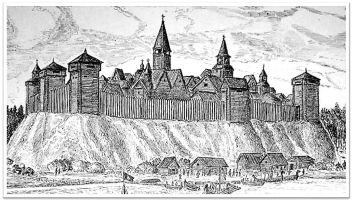 Стародубская крепость