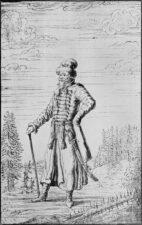 Губной староста. XVI век.