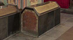 Захоронение Петра II