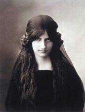 Портрет Жанны дэ Бютерн