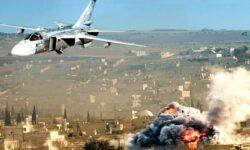 Авиаудар ВКС по экстремистам в сирийской Хаме