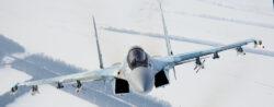 воздушно-космические силы России. Истребитель.