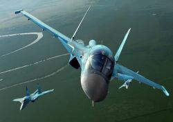 Самолет ВВС России