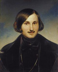 Ф. А. Моллер «Портрет писателя Н. В. Гоголя», 1841
