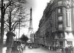 Париж 1920-х годов. Фото из открытого источника.