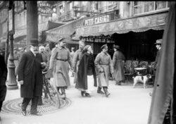 Русские эмигранты в Париже